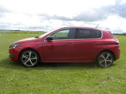 the car peugeot the motoring world tmw the peugeot 308 gt line two cars in one