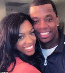 Porsha Williams is      dating African dictator     s son        Daily Mail Online Moving on  Porsha married Kordell Stewart in      and he filed for divorce in March