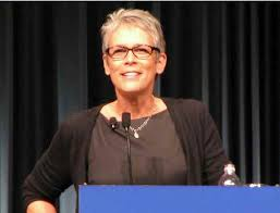 photo of Jamie Lee Curtis courtesy rickmccharles.com
