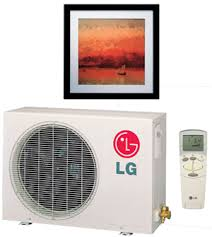 LG Art Cool Ductless Air Conditioners
