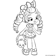 shopkins coloring pages free download printable