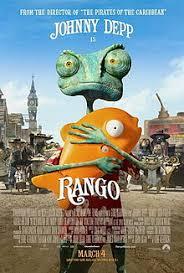 Hoạt hình Rango