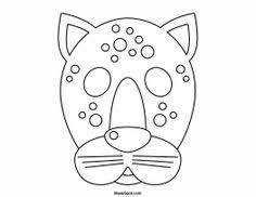printable alligator mask color kids club