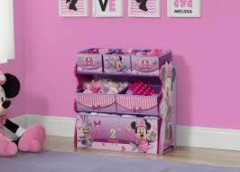 delta children minnie mouse multi bin toy organizer u0026 reviews