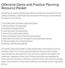 Recruiter Daily Planner Template Coach Vint