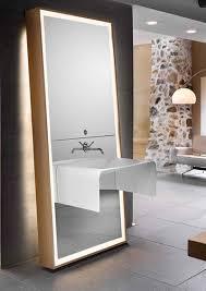 Bathroom Mirror Design Ideas Ideal Wood Frame Full Length Mirror Doherty House