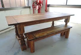 farmhouse dining table made in usa charming decoration dining