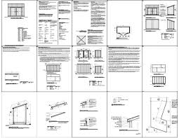 Diy 10x12 Shed Plans Free by 6 6 Shed Plans Free Choosing Between Free Shed Plans Or Paid