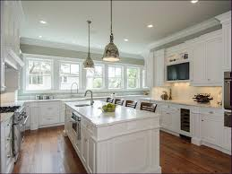 Kitchen Floor Tile Ideas With White Cabinets Kitchen Room Black And White Modern Kitchen Ideas White Kitchen