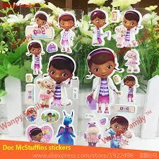 Doc Mcstuffins Home Decor Doc Cartoon Wall Decor Promotion Shop For Promotional Doc Cartoon