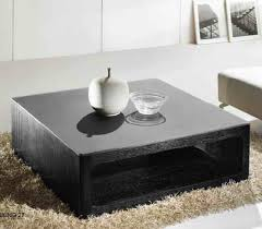 Coffee Table Modern Design Black Wood Coffee Table In The Modern Design U2014 Coffee Tables Ideas