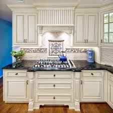Ceramic Kitchen Backsplash Kitchen Style Creame Ceramic Backsplash For Kitchen Granite