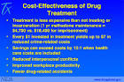 Drug addiction treatment is