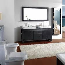decoration ideas gorgeous free standing white wooden bath vanity