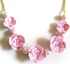 Indian Flower Design Top 9 Indian Flower Necklace Designs For Girls Styles At Life