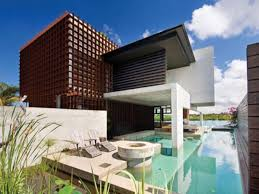 contemporary beach house plans modern beach house design 2 story