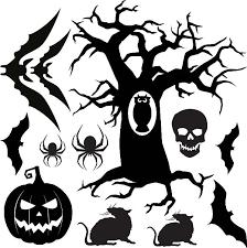 1138 best halloween images on pinterest halloween silhouettes