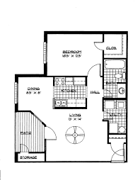 simple one bedroom house plans inspired sq ft indian style
