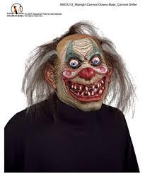 halloween costume mask carnival drifter clown mask men costumes