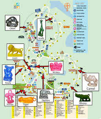 Blank Park Zoo Map by Reference Map Of Florida Usa Nations Online Project Filemap Of
