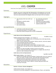 qualifications for a resume examples best inside sales resume example livecareer inside sales job seeking tips