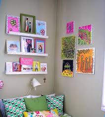 awesome decorating ideas walls modern rooms colorful design