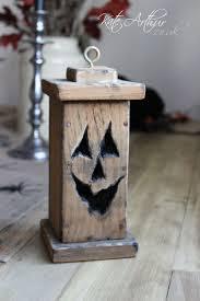 Halloween Decoration Craft Best 20 Wooden Halloween Decorations Ideas On Pinterest