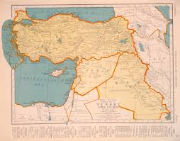 Iraq Syria Map by Historical Maps Of The Middle East