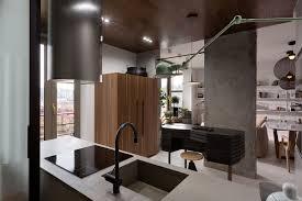 concrete pillar interior design ideas