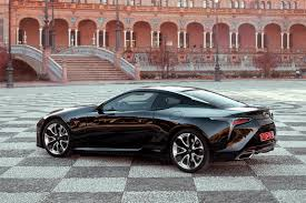 lexus vehicle prices 2017 lexus lc v8 u0026 hybrid equally priced in the uk starting from