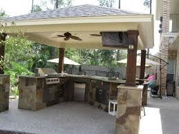 kitchen chic backyard kitchen ideas outdoor islands outdoor