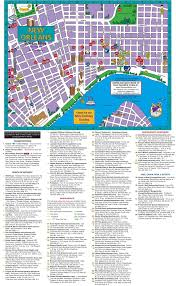 Map New Orleans French Quarter by New Orleans Maps Louisiana U S Maps Of New Orleans