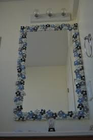 mirrored glass picture frames 71 stunning decor with fashion wall