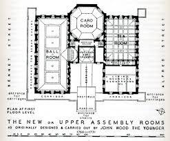 Servant Quarters Floor Plans Floor Plan Of The Upper Rooms Bath From Walter Ison U0027s Book U201cthe