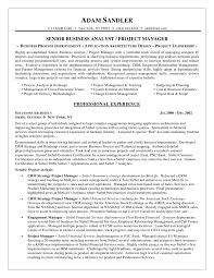 Management Consultant Resume Sample by 100 Project Management Resume Sample Mechanical Project