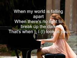 When I Look at You (Miley Cyrus)