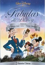 Fábulas Disney / Volumen 1