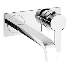 bathroom enchanting wall mounted waterfall tub faucet with hand