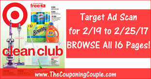 black friday sales towels at target target ad scan for 2 19 to 2 25 17 browse all 16 pages