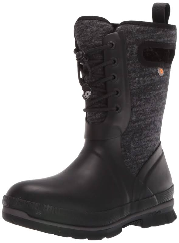 Crandall Lace Boot (Black Multi)-10