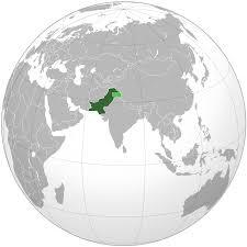 Pakistan On The Map Pakistan On World Map Adriftskateshop