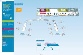 Charles De Gaulle Airport Map аэропорта парижа шарль де голь вылет терминал 2g Cdg