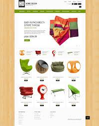 responsive home decor store prestashop theme 44551