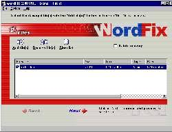 تحميل برنامج  ورد فيكس 5  2011