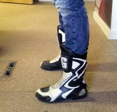 women s sportbike boots every motorcycle fashion faux pas ever visordown