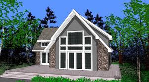 modular chalet homes house plans