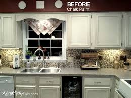 paint kitchen cabinets sleek chalk painting kitchen cabinets