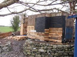 Stone Cladding For Garden Walls by Art By Ollie Longuet My Pallet Shed
