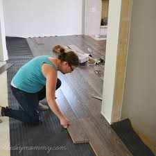 Hardwood And Laminate Flooring How To Install Laminate Flooring The Best Floors For Families