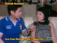 Startalk: Merle Fernandez reminisces her memories with brother ... - star_060708_merle
